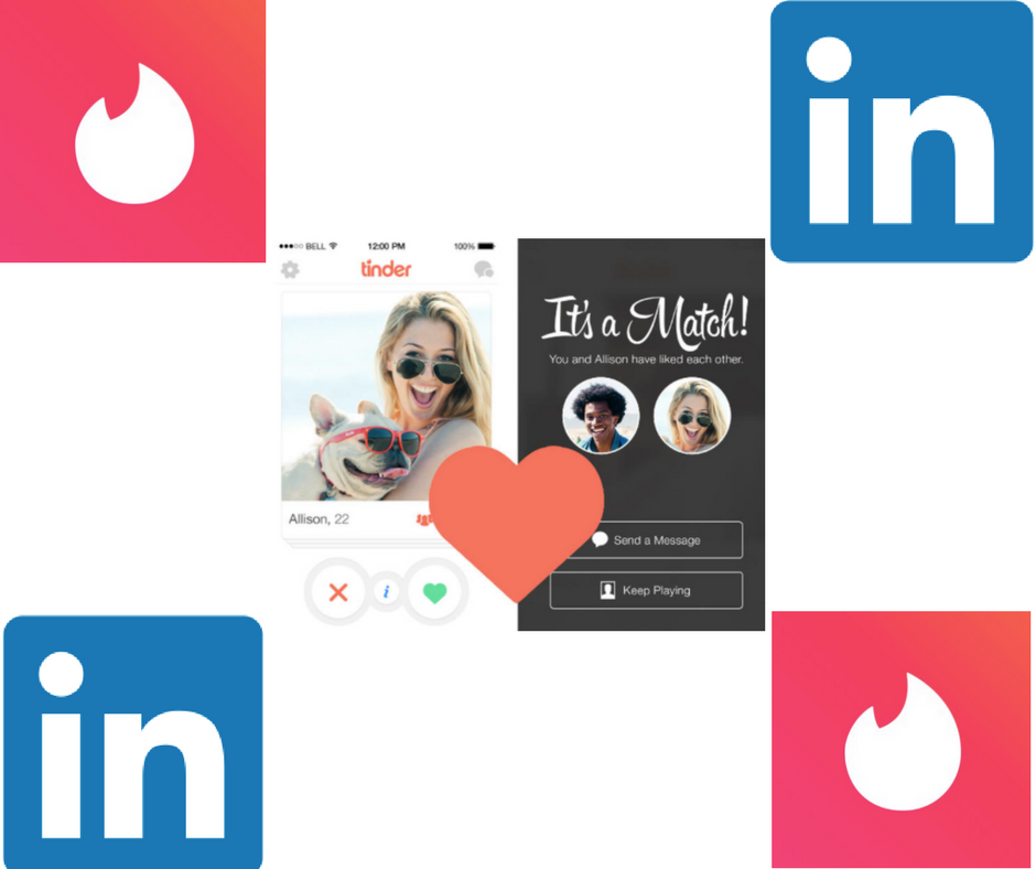 How to Transfer your Tinder hook-up skills to LinkedIn